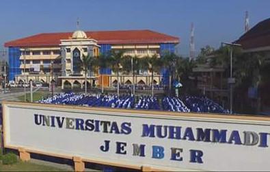 Universitas Muhammadiyah Jember membuka lowongan dosen