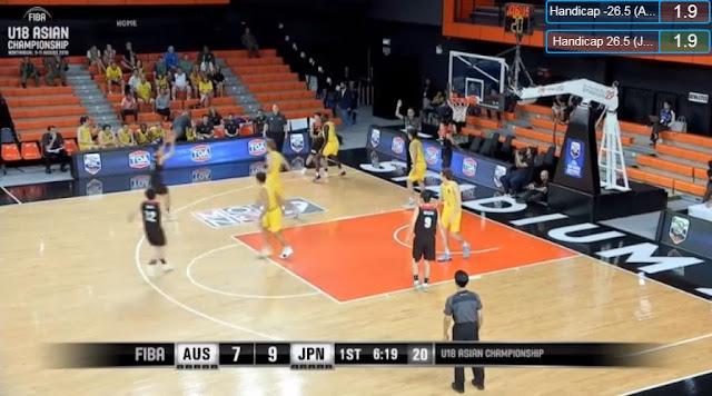 Live Streaming List: Australia vs Japan U18 Asian Championship 2018