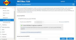 Account MyFRITZ!