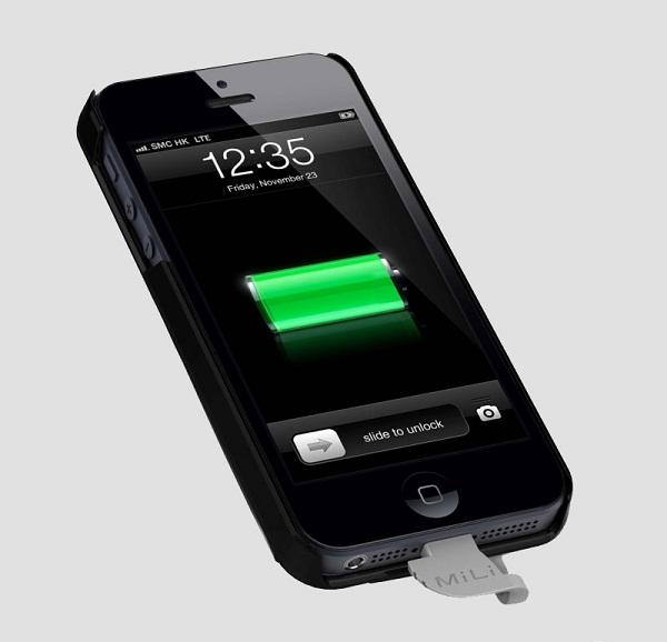 dấu hiệu cần thay pin iPhone 5