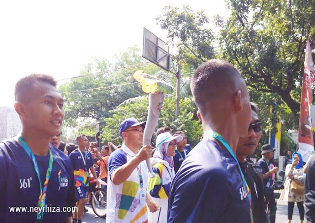 BANK MANDIRI SEMANGAT ASIAN GAMES 2018