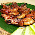 Malay Style Grilled Tamarind Prawns