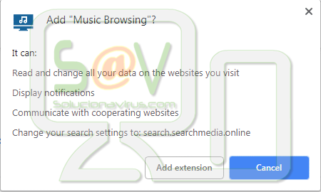 Music Browsing (Hijacker)