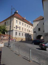 Sibiu - Casa Altemberger, în zilele noastre
