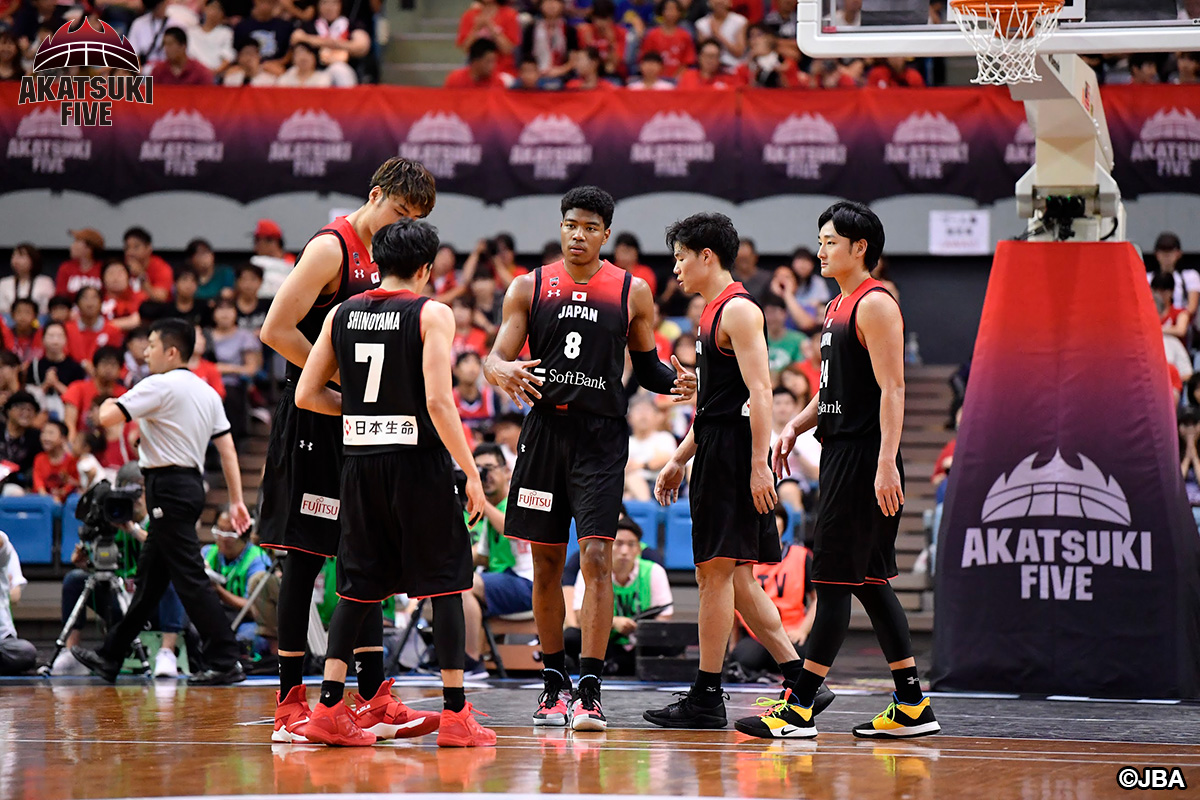 Japan def. New Zealand, 99-89 in tuneup game (VIDEO) Rui Hachimura 35PTS!