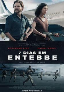 Baixar 7 Dias em Entebbe Legendado Torrent