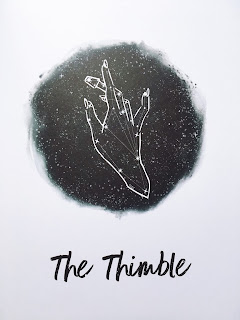 the thimble graphic print