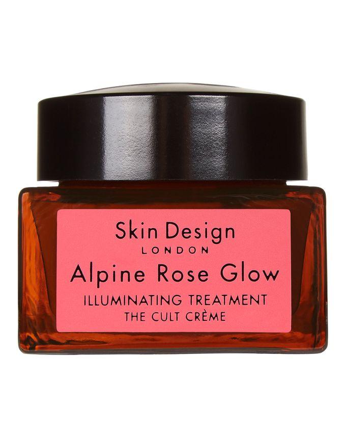 skin design London alpine rose glow illuminating treatment