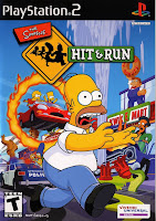 The Simpsons Hit & Run (PS2) 2003