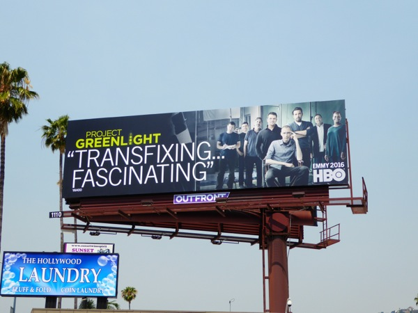 Project Greenlight 2016 HBO Emmy billboard