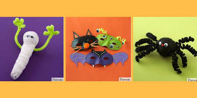 Spooky Crafts