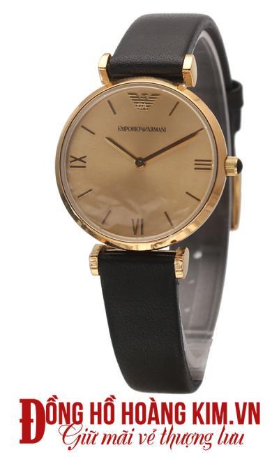 đồng hồ da nữ giá rẻ
