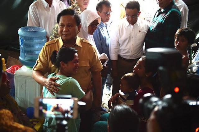 Jokowi Janji Gaji PNS 2019 Naik, Prabowo: Pikirkan Rakyat Miskin