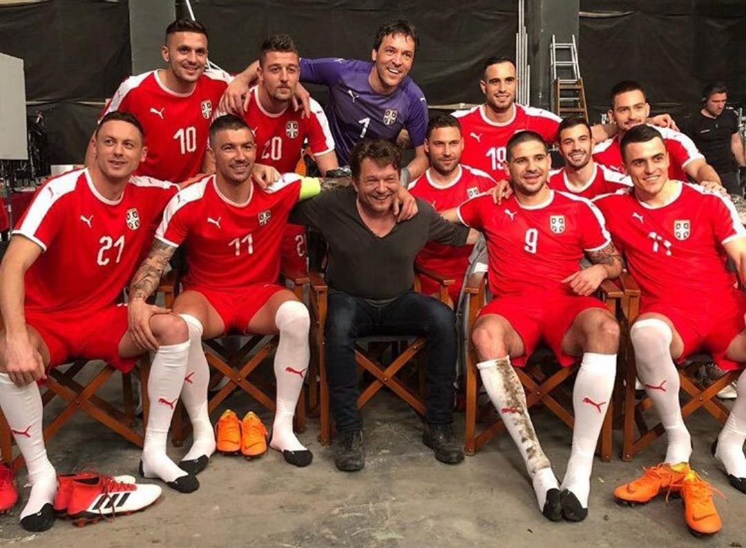serbia 2018 world cup home kit quot leaked quot footy headlines