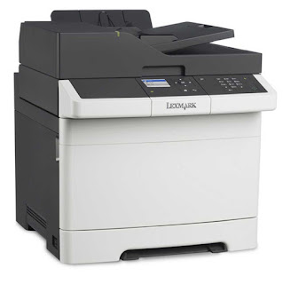 Lexmark CX317dn Driver Download