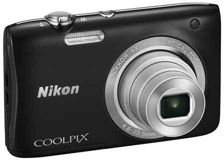 Nikon Coolpix S2900 Digitalkamera