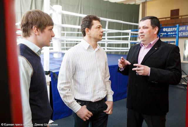 Высшая боксёрская школа ЦСКА откроется в Сергиевом Посаде