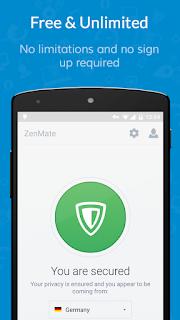 VPN Terbaik Untuk Android 2016