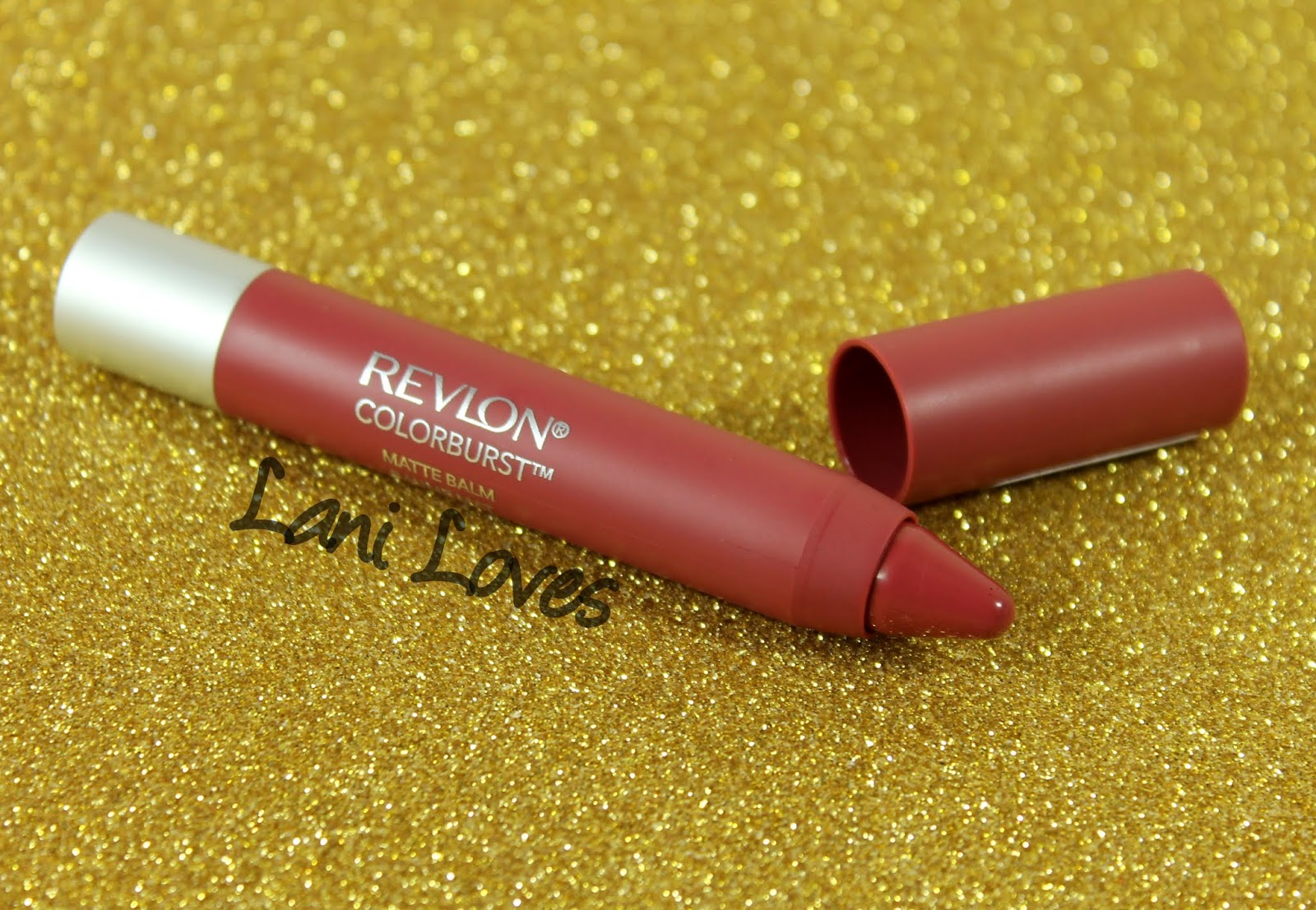 Revlon Colorburst Matte Balm - Sultry Swatches & Review