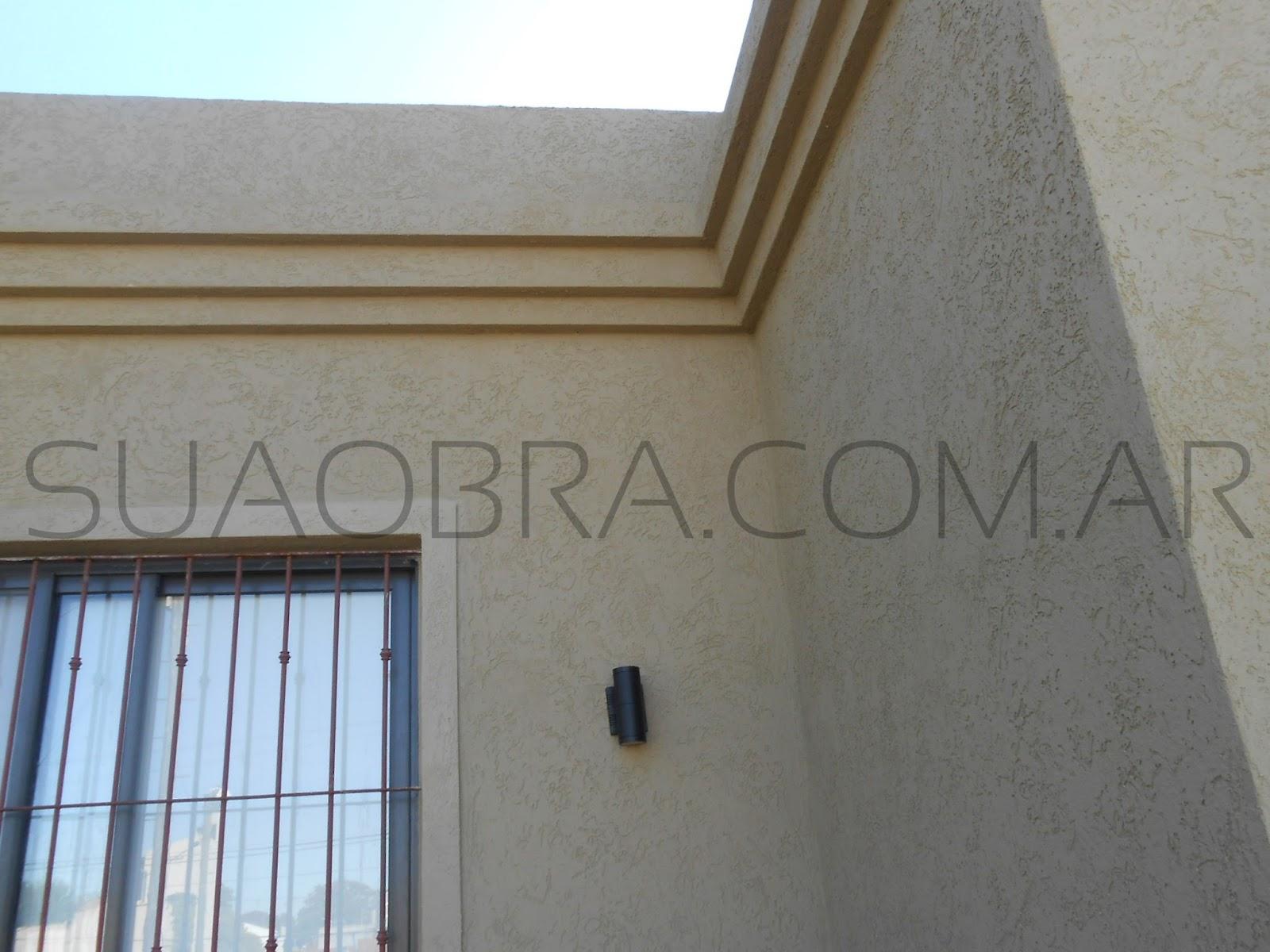 Revestimiento de exteriores texturado recubrimiento - Pintura exterior colores ...