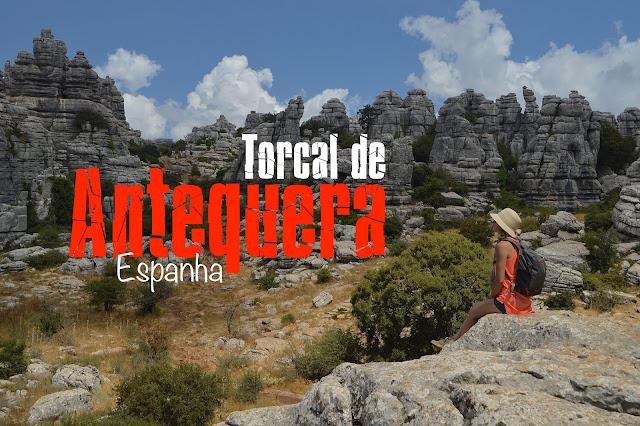 Visitar o Torcal de Antequera, Espanha