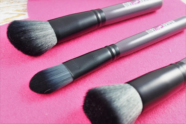 Girl Meets Brush Brushes