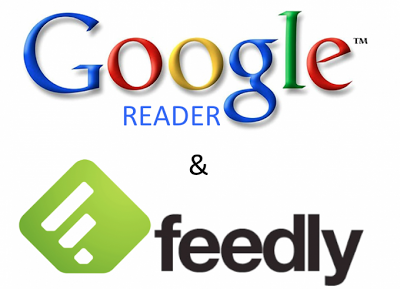 Vinculando tus feeds de Google Reader a Feedly