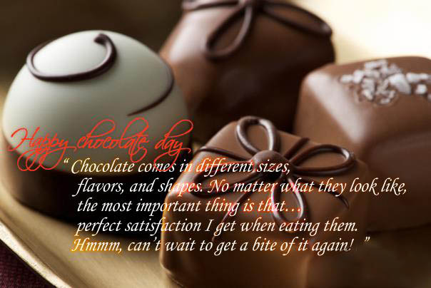 Happy Chocolate Day 2017 Chocolate