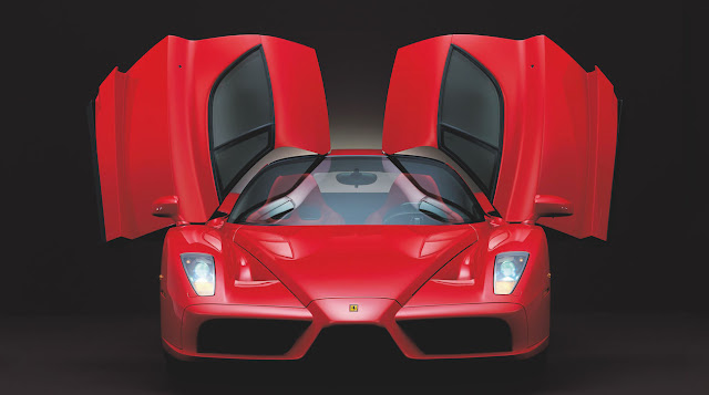 フェラーリ 歴代の名車