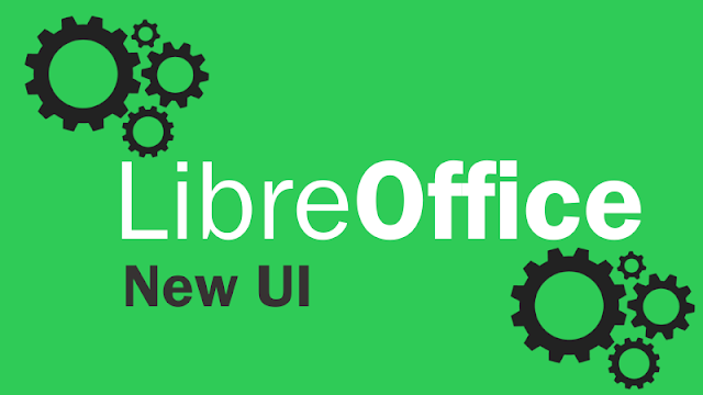 LibreOffice nova interface