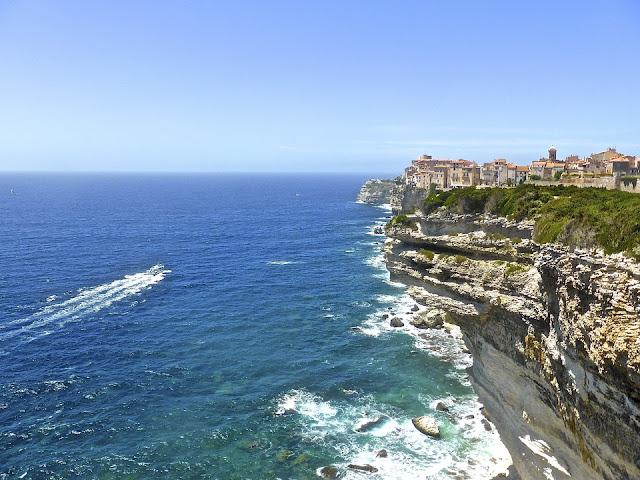 Bonifacio, Bastia, Ajaccio