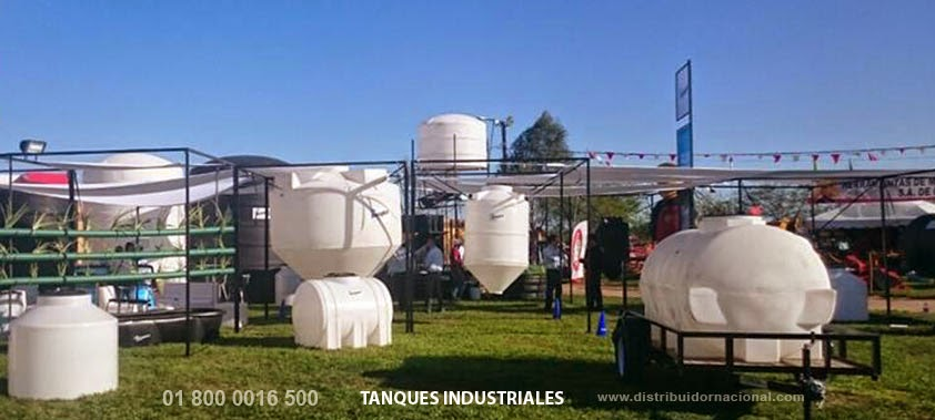 Tanques Endustriales para Quimicos