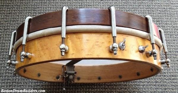 lee 39 s boston drum builders blog single head snare drums. Black Bedroom Furniture Sets. Home Design Ideas