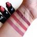 Mulac Cosmetics Groovy Lipsticks: Review, swatches & comparazioni