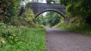 Photo of the Monsal trail