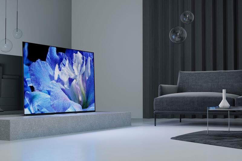 Sony Bravia OLED A8F Reinventing the Entertainment Experience