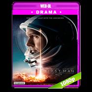 El primer hombre en la Luna (2018) WEB-DL 1080p Audio Dual Latino-Ingles