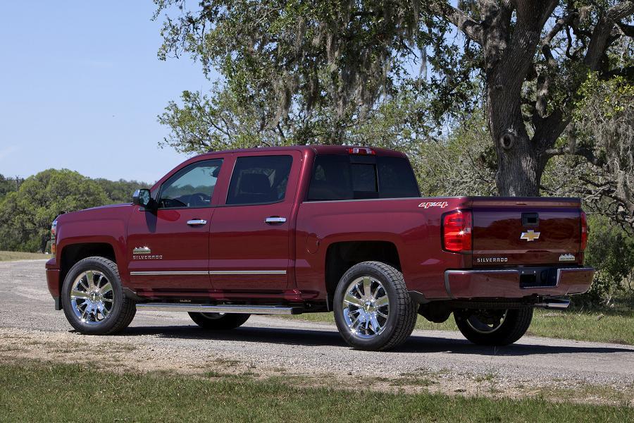 2014 silverado high country  autoesque