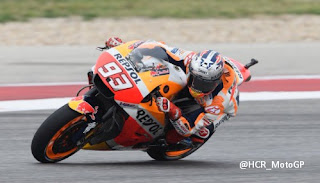 Hasil Kualifikasi MotoGP Prancis: Marquez Pole, Rossi Posisi Lima