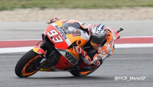 Hasil MotoGP Prancis: Marquez Tercepat FP1