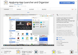 Appjump App Launcher And Organizer