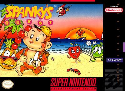 Spanky's Quest (Super Nintendo)