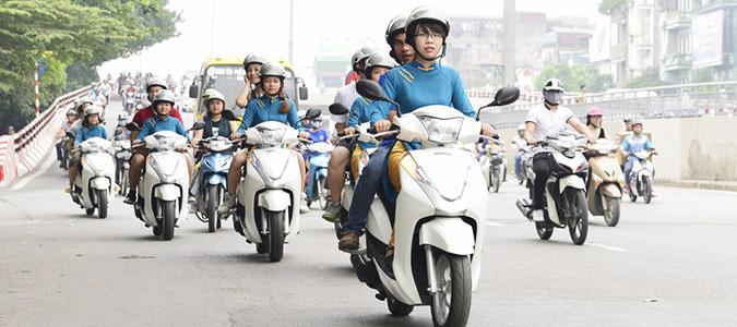 hanoi motorbike tour