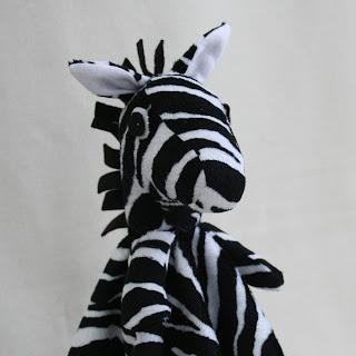 Zebra Lovey
