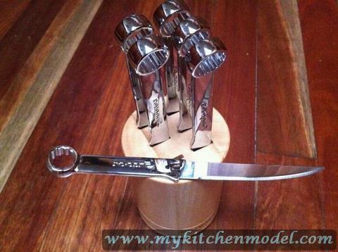 Snap On Kitchen Knife Set
