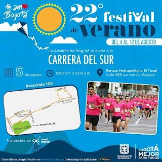 Actividad 3 Festival de Verano de Bogotá No. 22 (2018)
