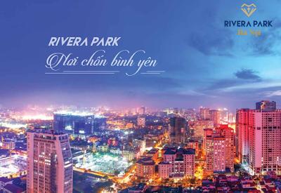Tiện ích hoàn hảo tại Rivera Park Hà Nội