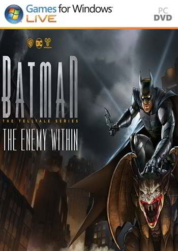 Batman: The Enemy Within PC Full Español