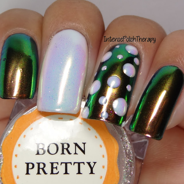 BornPretty | Unicorn Chrome Powder