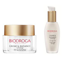 Biodroga introduces Caviar & Radiance collection